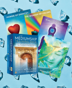 Regular free gifts to support your spirituality